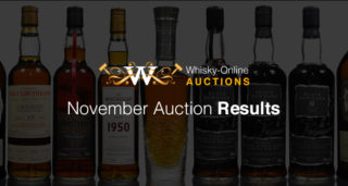 November Auction Results