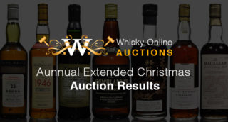 Christmas Auction Results