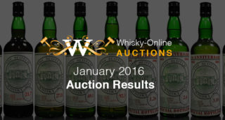 January 2016 - Auction Results