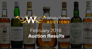 February Auction Results