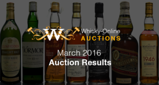 March Auction Results