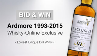 Ardmore Whisky Competition