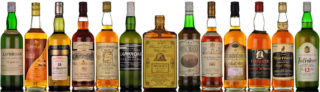 Whisky Auction Highlights