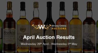 APRIL 2017 - Auction Results