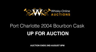 Auction Port Charlotte-Cask
