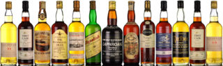 August Whisky Auction Highlights