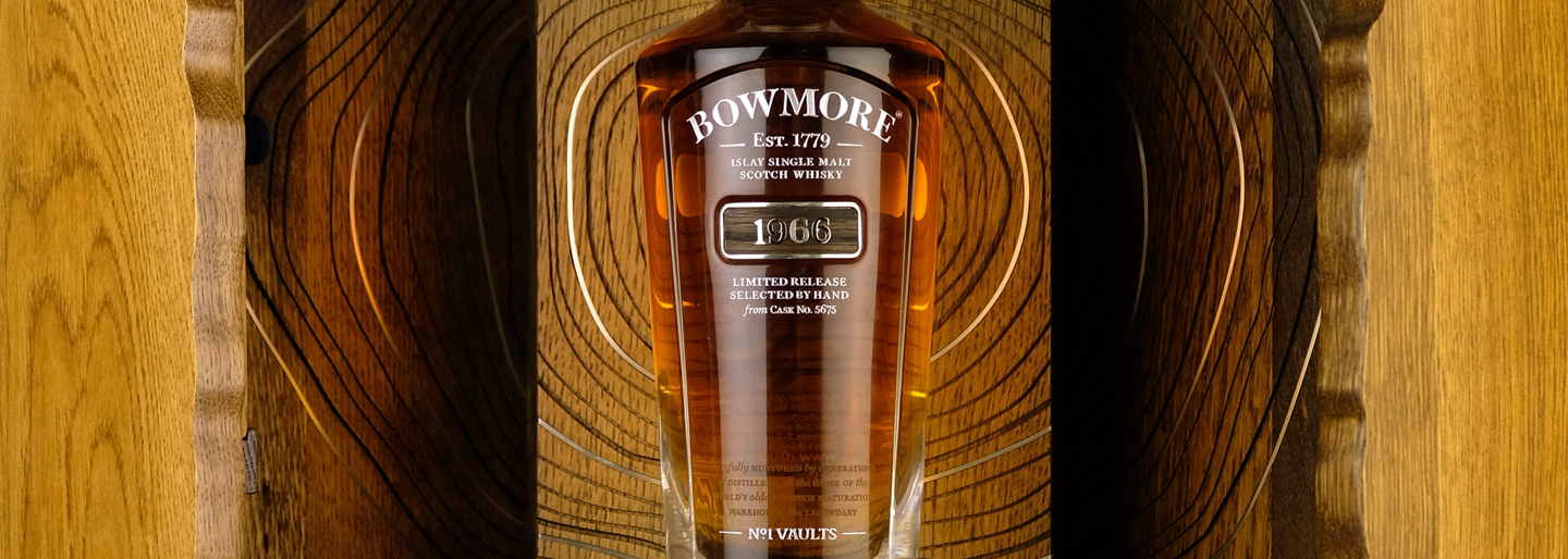 Bowmore 1966 50 year old