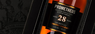 Prometheus 28 year old whisky