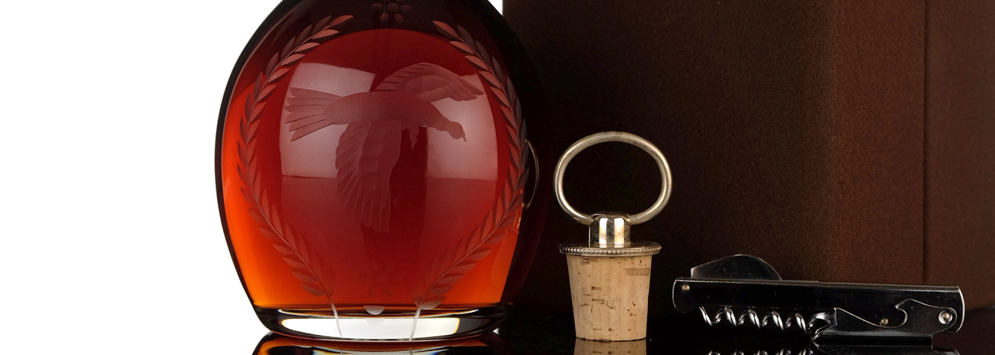 Wild Turkey Wedgwood Decanter.