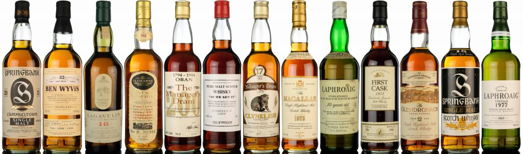 glendronach-whisky-auction-highlights